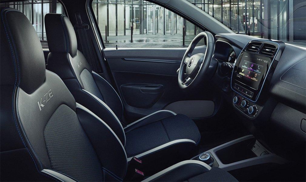 Renault запустил в серию доступный электрический кроссовер 4