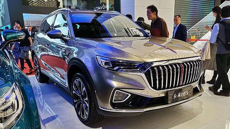 Официально представлен китайский конкурент BMW X3 1