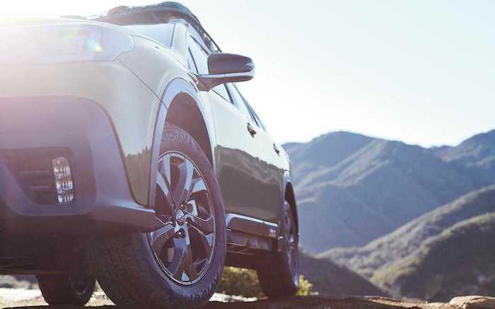 Subaru анонсировала дату дебюта нового Outback 1
