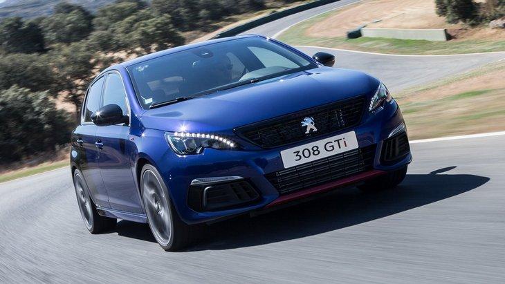 Peugeot откажется от «заряженного» 308 GT 1