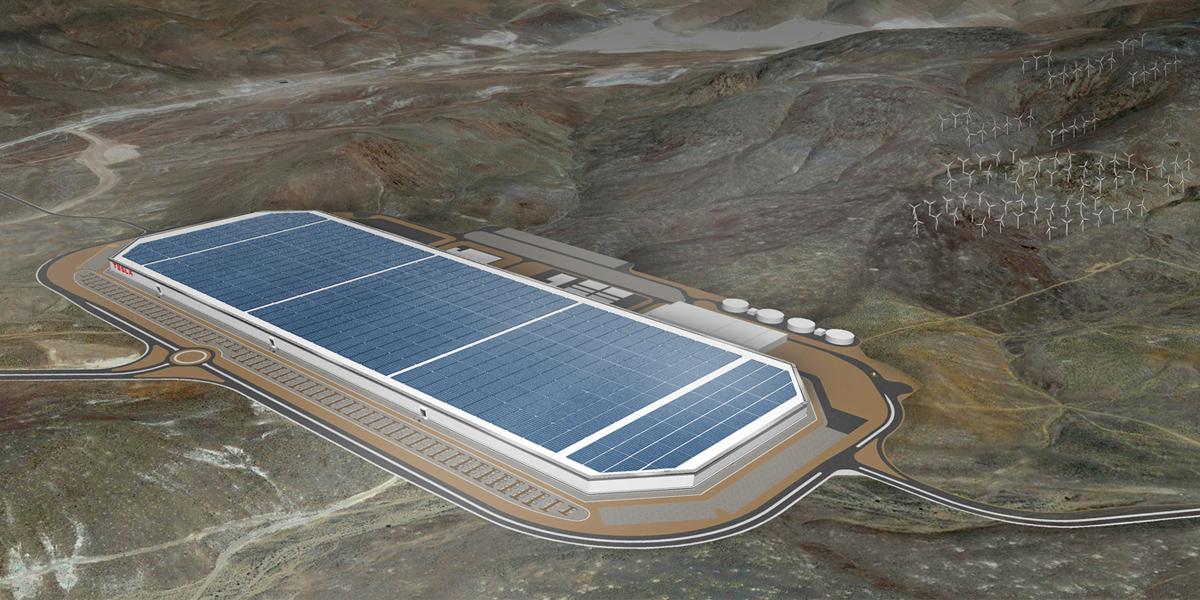Tesla и Panasonic могут заморозить расширение фабрики батарей 1