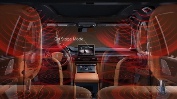 Lincoln Aviator получит аудиосистему с 28 динамиками 3