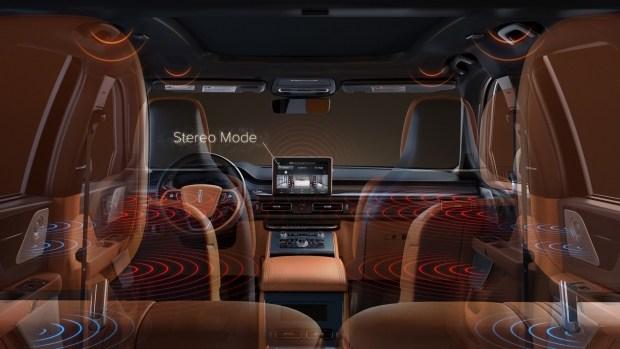 Lincoln Aviator получит аудиосистему с 28 динамиками 4