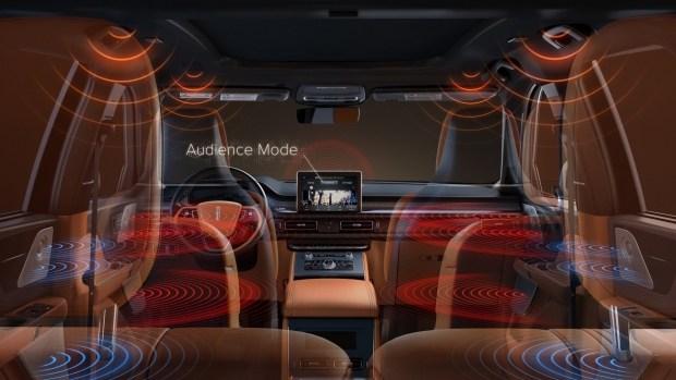 Lincoln Aviator получит аудиосистему с 28 динамиками 5