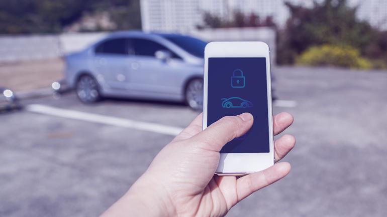 Компания Hyundai «превратила» смартфон в ключ зажигания 1