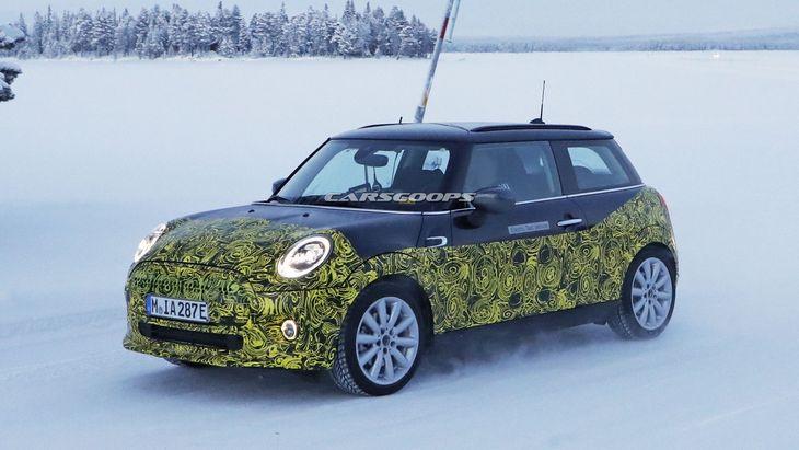 Mini оснастит все будущие модели электрифицированными двигателями 1