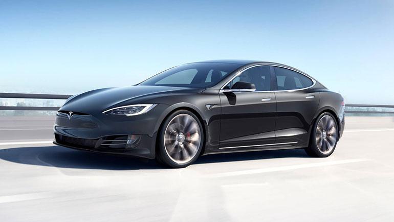В продажу скоро поступит автодом на базе Tesla Model S 2