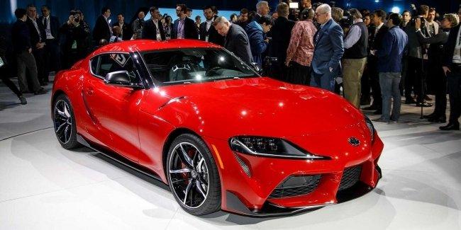 Toyota Supra нового поколения экономит топливо 1