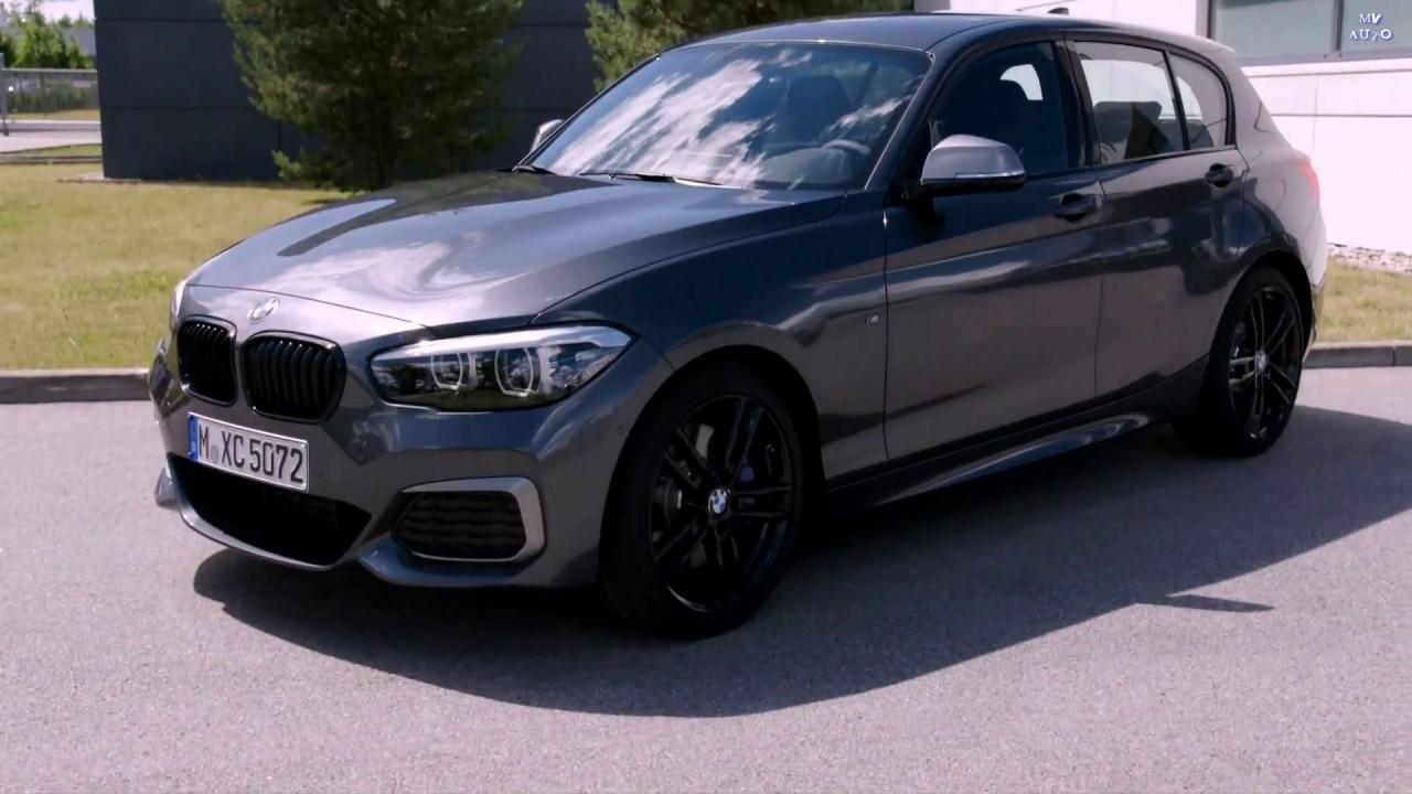 Появилась новая информация про BMW 1-Series 1