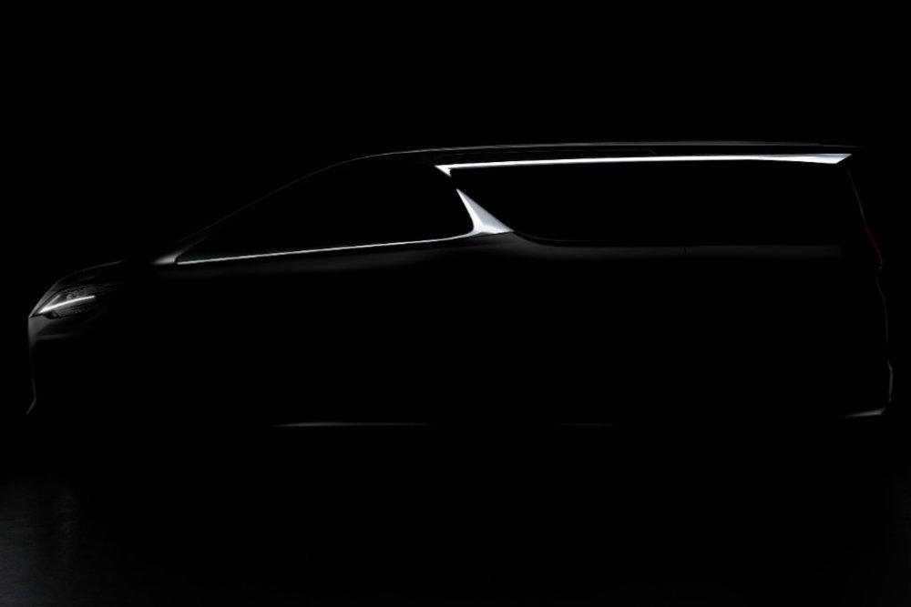 Lexus сделал модель LM 1