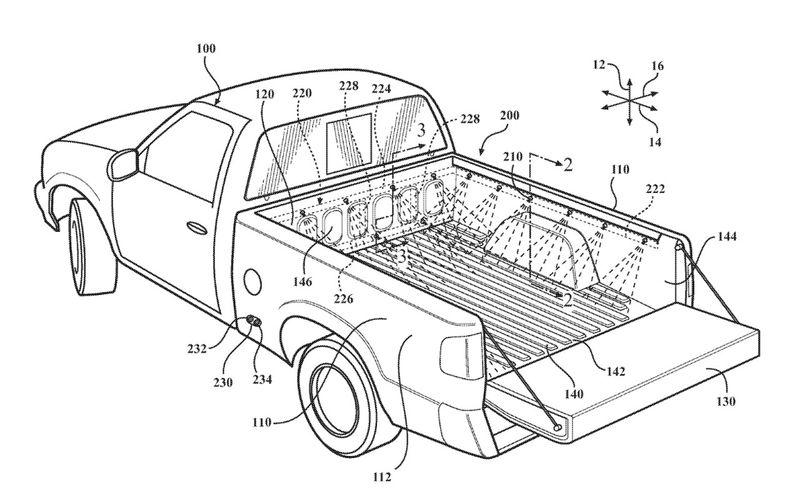 Toyota придумала встроенную в автомобиль мойку кузова 1