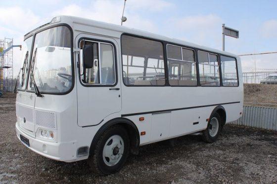 В Украину вернулись запрещенные российские автобусы 1