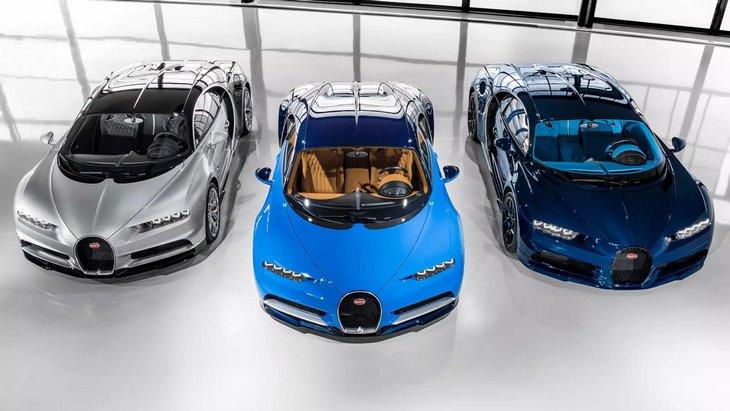 Bugatti готов к выпуску купеобразного кроссовера 1