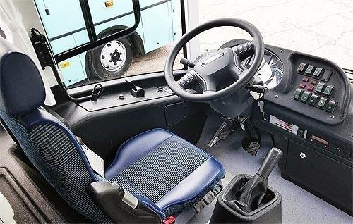 В Украине выпустили люксовую версию автобуса 3