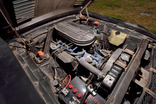 Shelby GT500, покрытый 40-летней пылью, продадут на аукционе 3