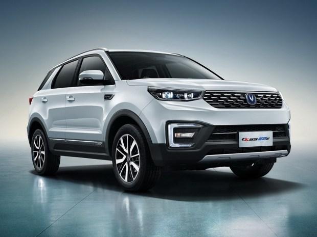 Первый грузинский автомобиль построят на базе седана Changan Eado 2