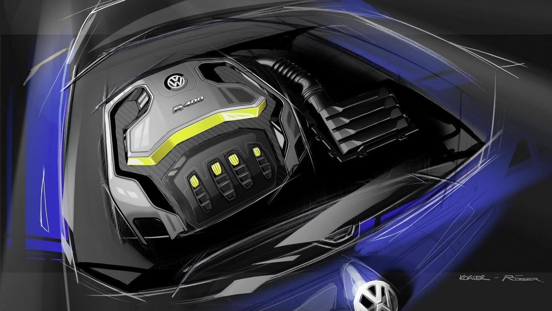 Volkswagen Golf R Plus получит мотор мощностью не менее 400 л.с. 2