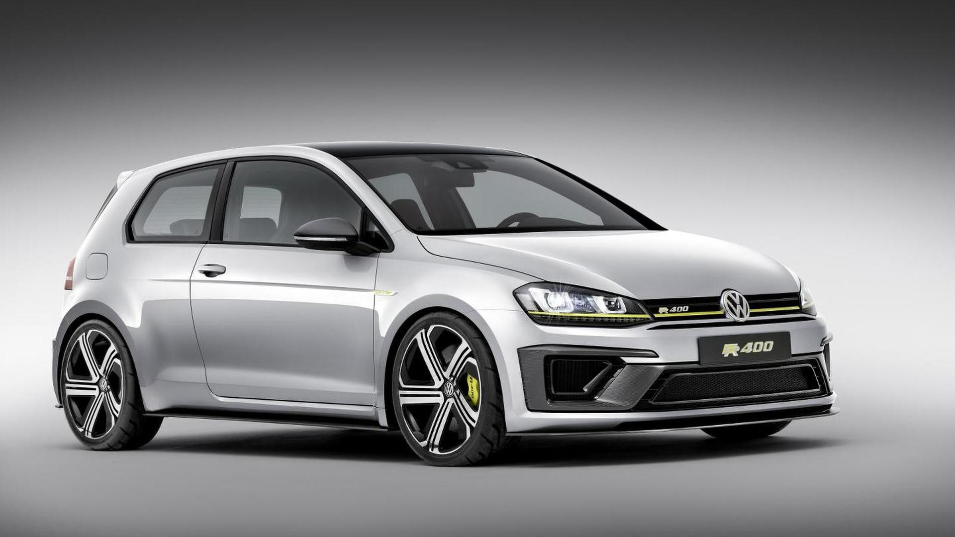 Volkswagen Golf R Plus получит мотор мощностью не менее 400 л.с. 1
