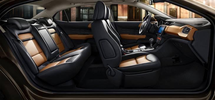 Citroen обновил свою китайскую версию седана C4 3