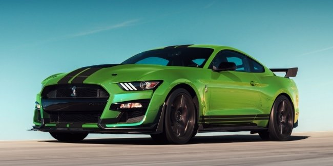 Ford Mustang следующей генерации появится только через 7 лет 1