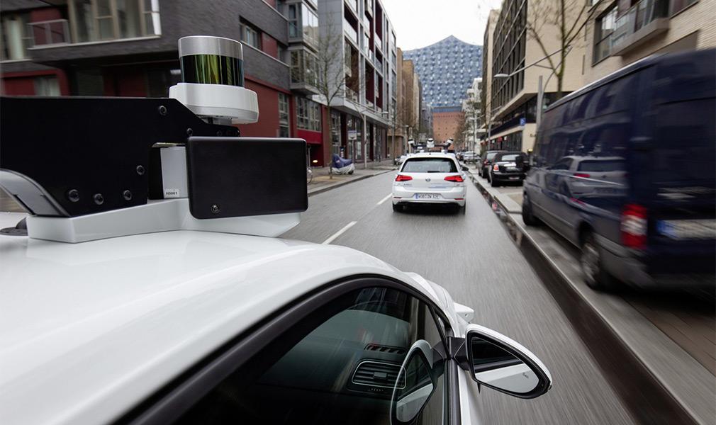 Volkswagen начал тесты автомобилей с автопилотом четвертого уровня 1