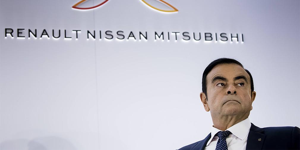 В Токио суд подтвердил правомерность ареста Карлоса Гона 1