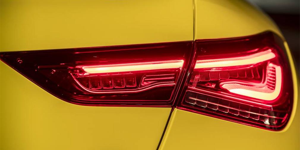 Mercedes анонсировал спортивную версию нового CLA 1