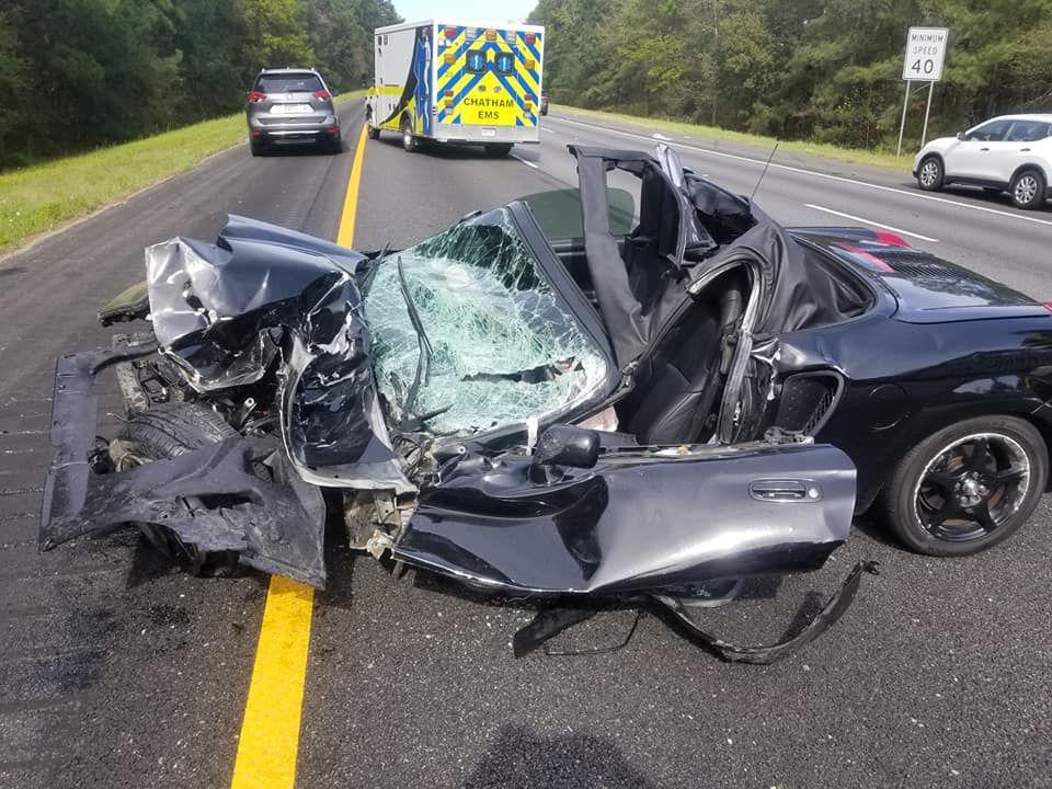Жуткое ДТП показало супер безопасность автомобиля Toyota 2