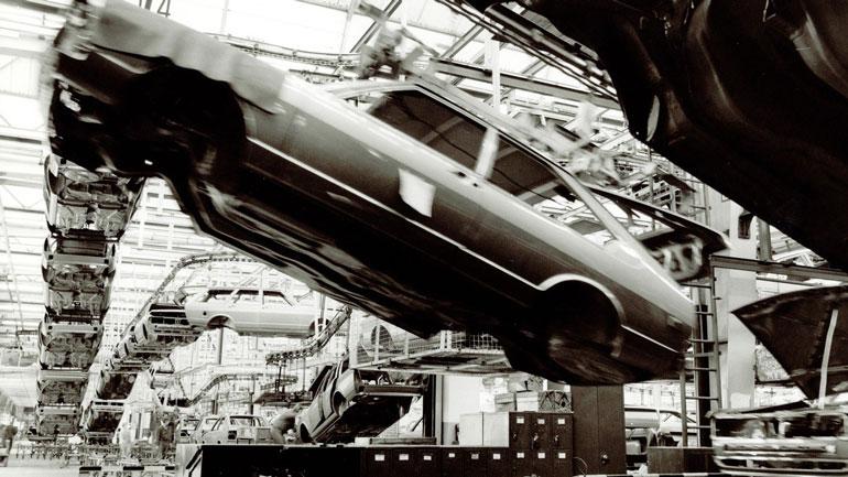 Volkswagen выпустил юбилейный 30-миллионный Volkswagen Passat 1