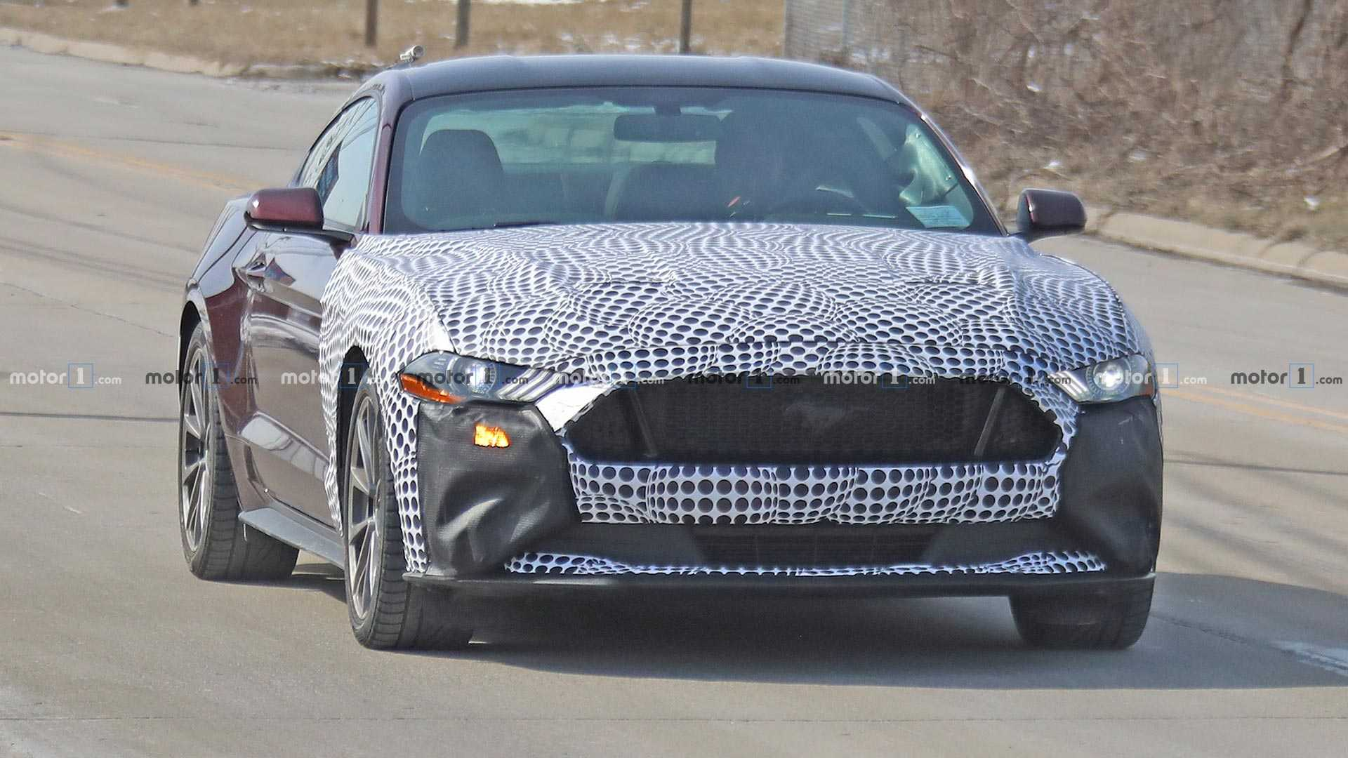 Ford зарегистрировал название Mustang Mach-E 1