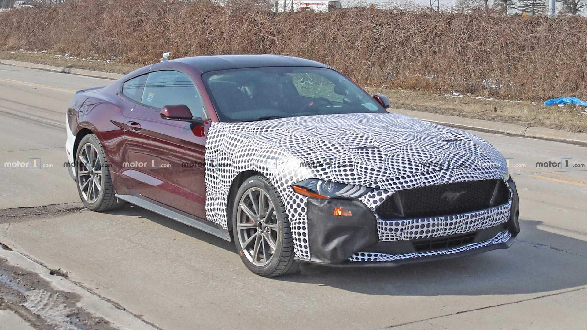 Ford зарегистрировал название Mustang Mach-E 2