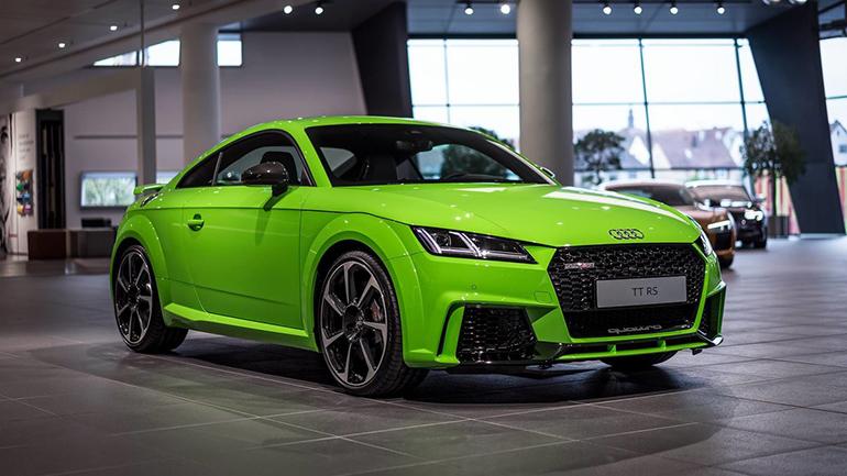Новая Audi TT может стать электрокаром 1