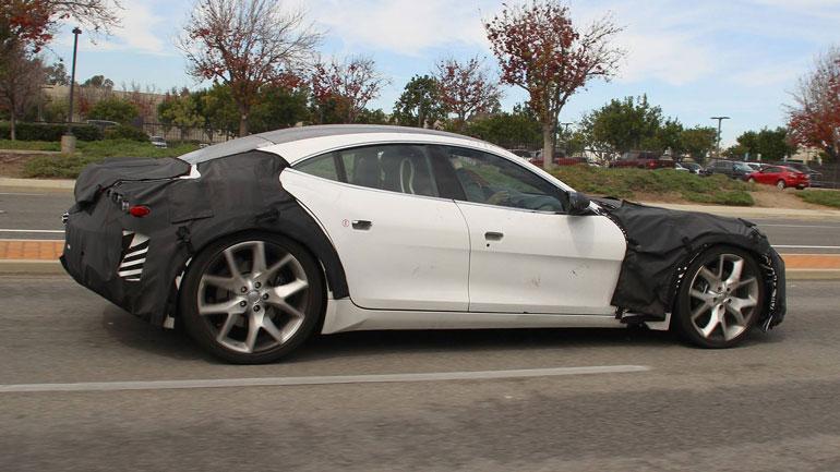 Обновленный Karma Revero получит силовую установку BMW 1
