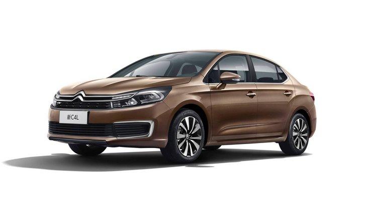 Citroen обновил свою китайскую версию седана C4 1