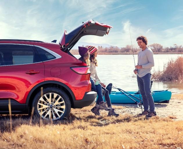 Ford представил новую «Кугу» 4