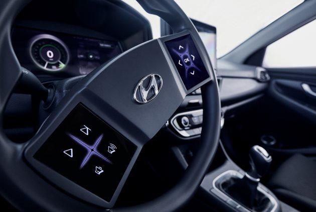 В Hyundai нашли, куда поставить дополнительные сенсорные экраны 1