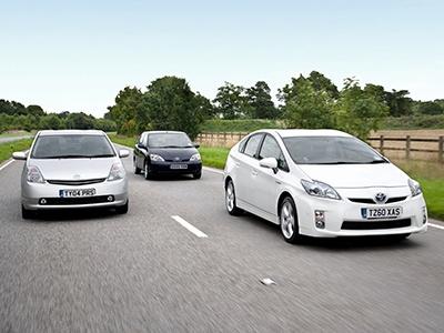 Toyota нашла способ спасти гибридные автомобили 1