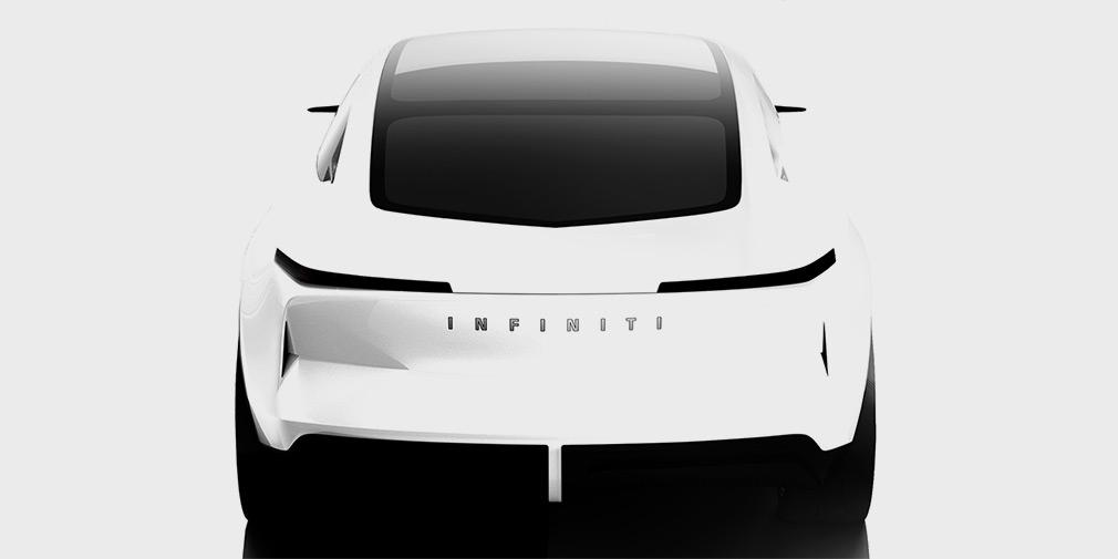 Infiniti привезет в Шанхай новый спортивный седан 1