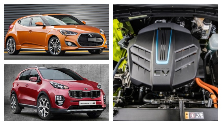 Hyundai и Kia разработают электрическую платформу 1