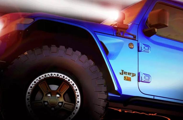 Jeep приготовил яркие пикапы для ежегодного пасхального сафари 1