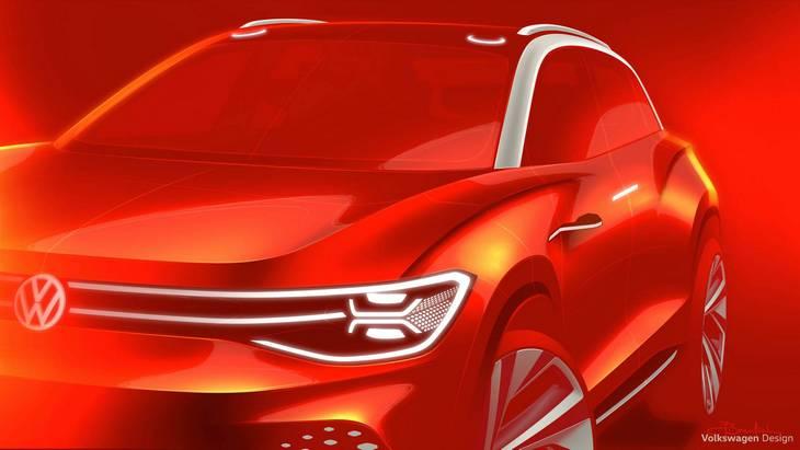 Volkswagen расширит электрическую линейку флагманским внедорожником 1