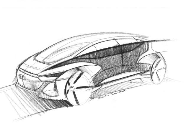 Audi анонсировала концепт с искусственным интеллектом AI:me 1