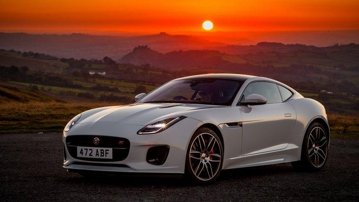 Jaguar может сделать следующее поколение F-Type полностью электрическим 1