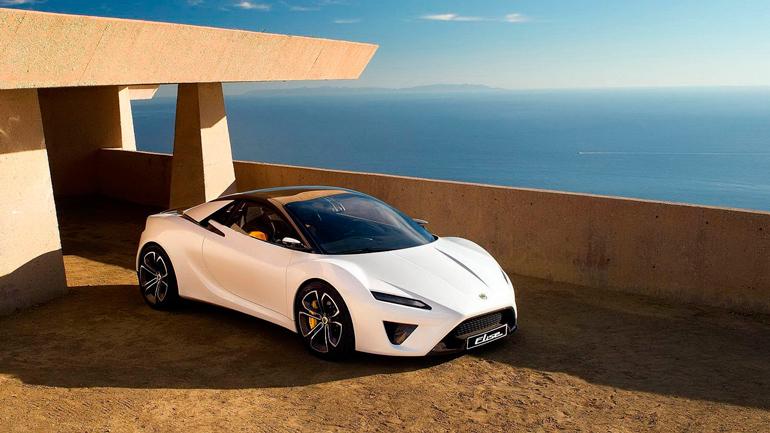 Электрический гиперкар Lotus покажут в следующем месяце 1