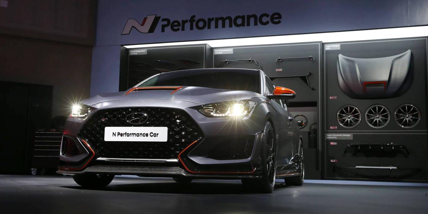 Hyundai доработала 275-сильный хот-хэтч Veloster N 1