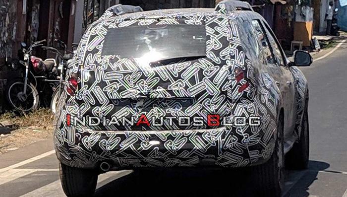 Опубликованы фото обновленного Renault Duster с вариатором 1