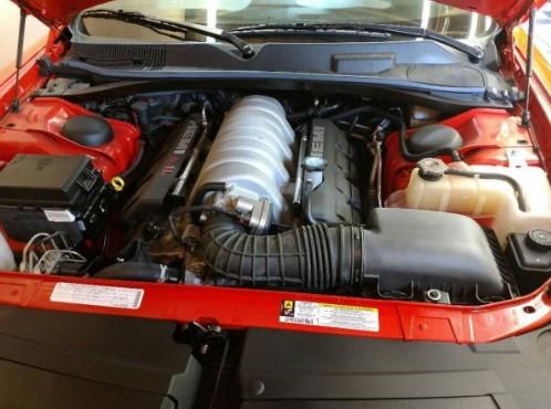 Новый Dodge Challenger простоял в герметичном прицепе 11 лет 2