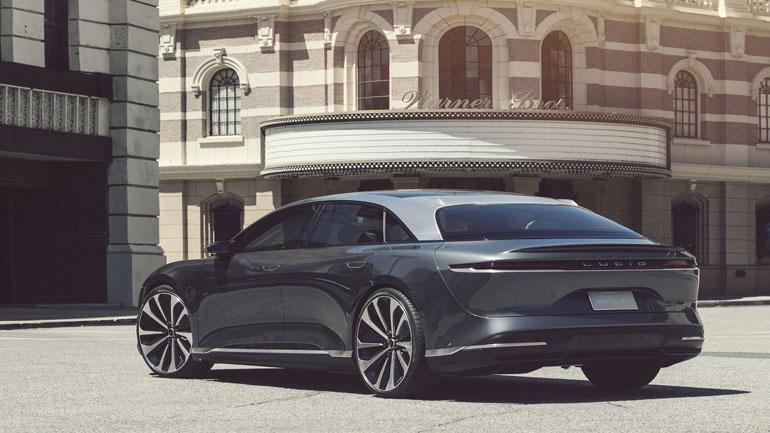 Lucid Motors представит электрический внедорожник до конца 2019 года 2
