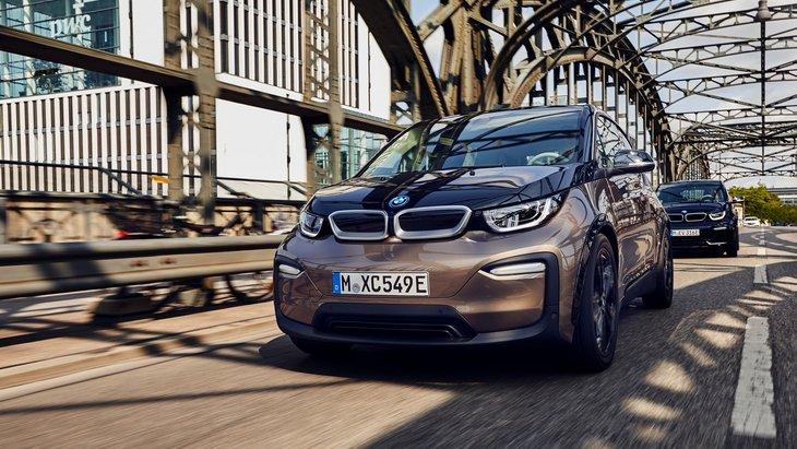 BMW выпустит электромобиль i2 на совместной с Mercedes платформе? 1