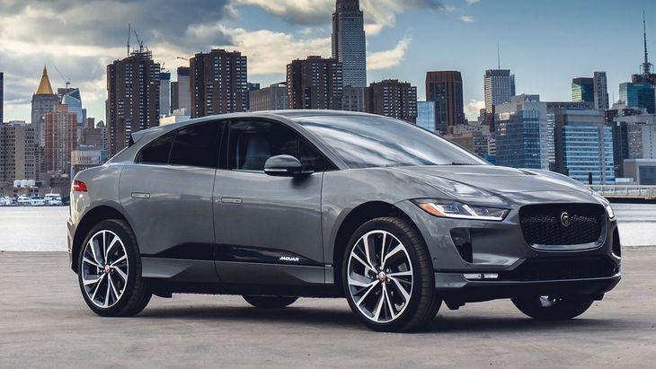 Автомобили Jaguar и Land Rover будут бороться с бактериями 1